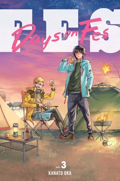 Days on Fes Manga Volume 3