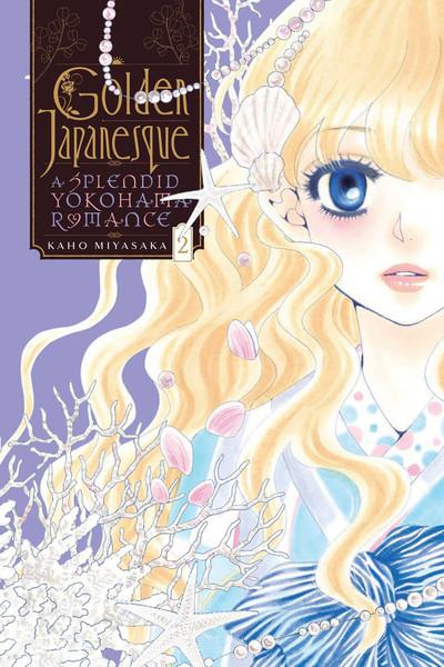 Golden Japanesque A Splendid Yokohama Romance Manga Volume 2