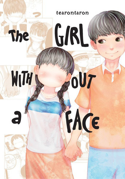 The Girl Without a Face Manga Volume 1