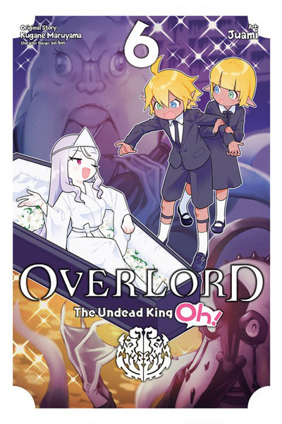 Overlord The Undead King Oh! Manga Volume 6