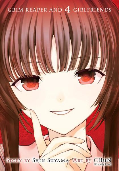 Grim Reaper and Four Girlfriends Manga