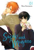 Sasaki and Miyano Manga Volume 1
