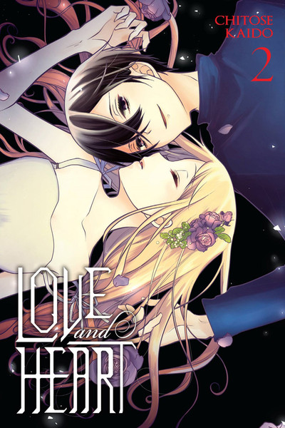 Love and Heart Manga Volume 2