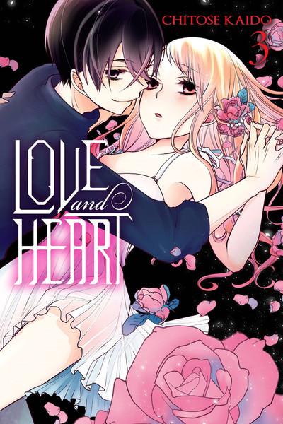 Love and Heart Manga Volume 3
