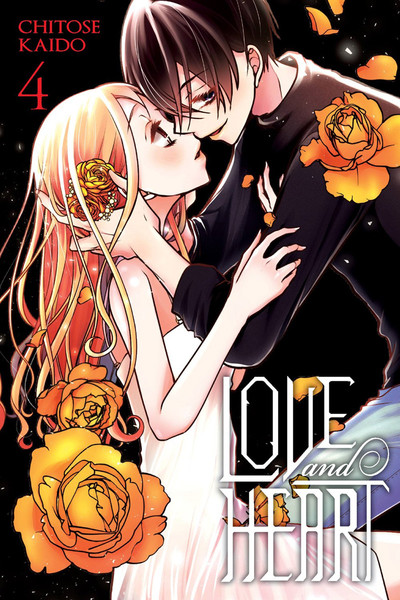 Love and Heart Manga Volume 4