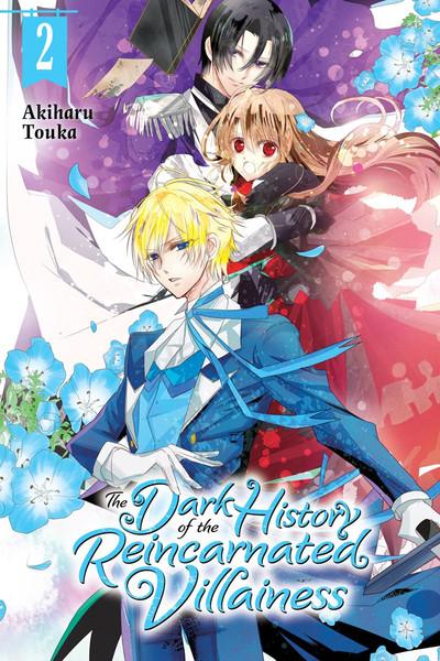 The Dark History of the Reincarnated Villainess Manga Volume 2