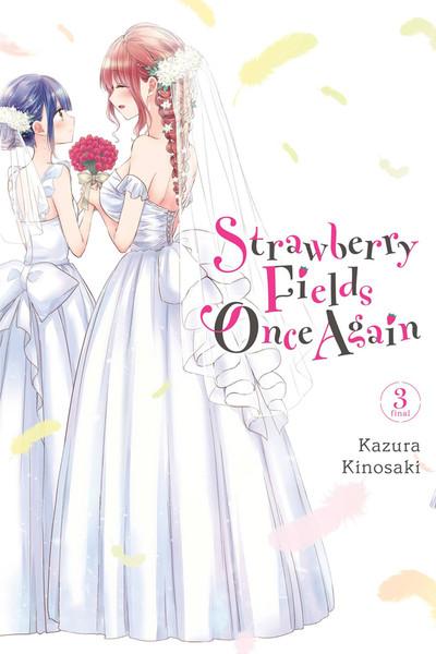 Strawberry Fields Once Again Manga Volume 3