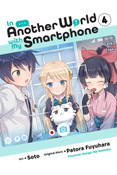 In Another World With My Smartphone Manga Volume 4