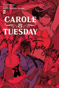 Carole and Tuesday Manga Volume 2