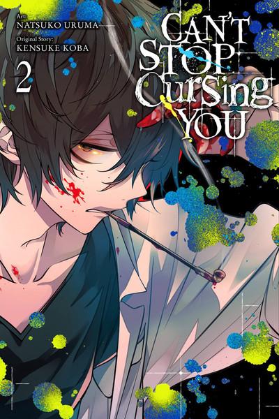 Can't Stop Cursing You Manga Volume 2