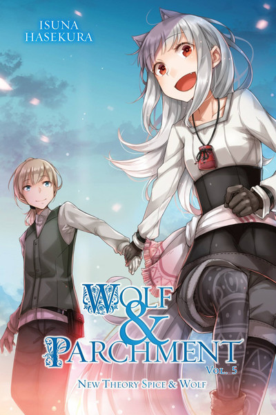 Wolf and Parchment Novel Volume 5