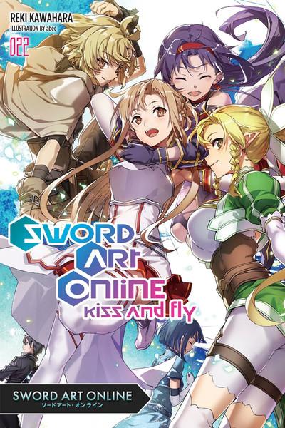 Sword Art Online Novel Volume 22