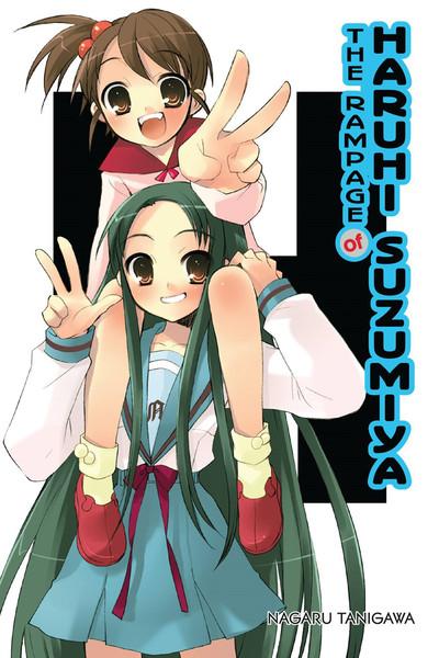 The Rampage of Haruhi Suzumiya Novel