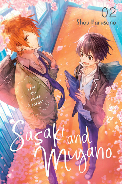 Sasaki and Miyano Manga Volume 2