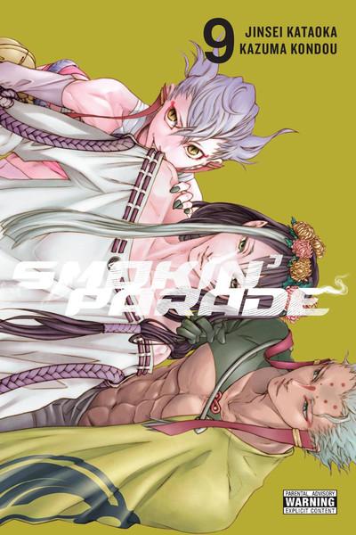 Smokin' Parade Manga Volume 9
