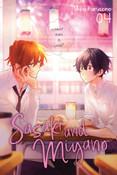 Sasaki and Miyano Manga Volume 4