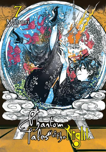 Phantom Tales of the Night Manga Volume 7