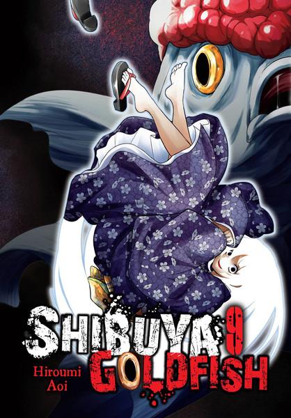 Shibuya Goldfish Manga Volume 9