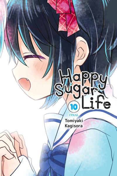 Happy Sugar Life Manga Volume 10