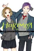 Horimiya Manga Volume 15