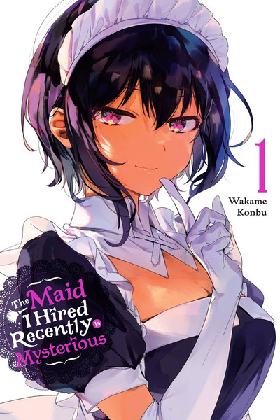 The Maid I Hired Recently Is Mysterious Manga Volume 1