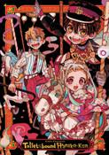 AidaIro Illustrations: Toilet-bound Hanako-kun Artbook
