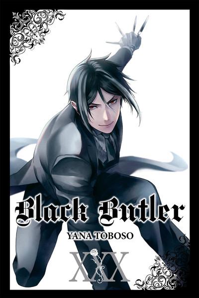 Black Butler Manga Volume 30