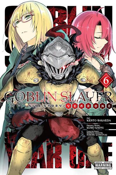 Goblin Slayer Side Story Year One Manga Volume 6