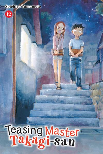Teasing Master Takagi-san Manga Volume 12
