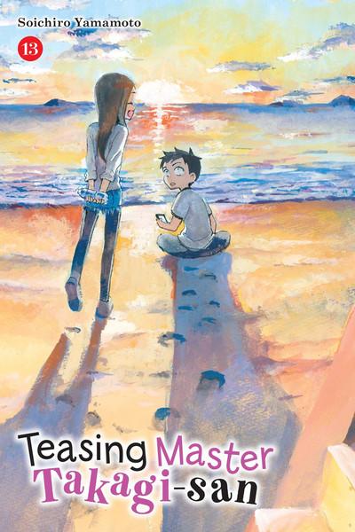 Teasing Master Takagi-san Manga Volume 13