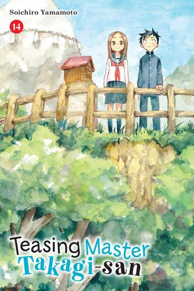 Teasing Master Takagi-san Manga Volume 14