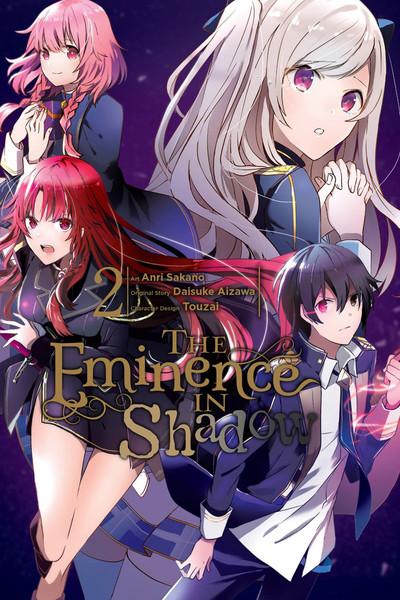 The Eminence in Shadow Manga Volume 2