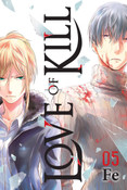 Love of Kill Manga Volume 5
