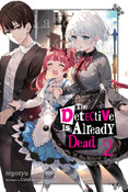 The Detective Is Already Dead Novel Volume 2