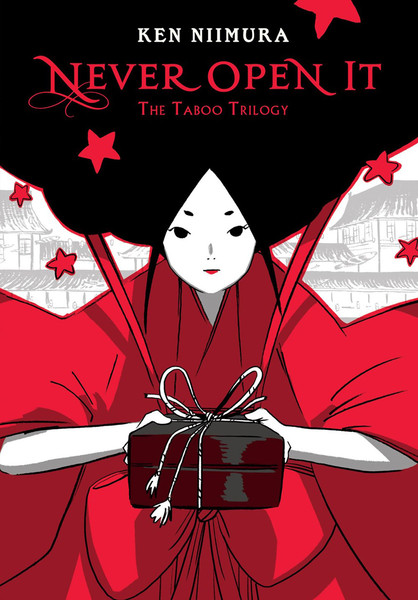 Never Open It The Taboo Trilogy Manga