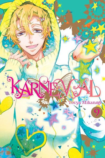 Karneval Manga Volume 9