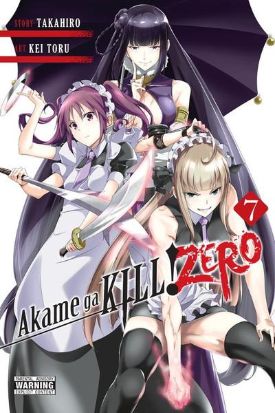 Akame ga KILL! ZERO Manga Volume 7