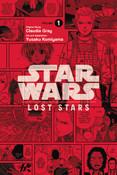 Star Wars Lost Stars Manga Volume 1