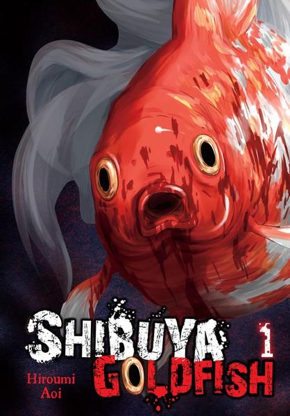 Shibuya Goldfish Manga Volume 1