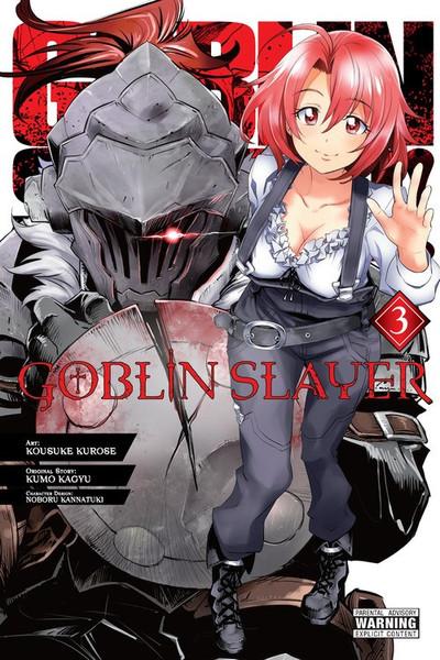 Goblin Slayer! Manga Volume 3