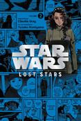 Star Wars Lost Stars Manga Volume 2