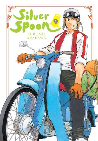 Silver Spoon Manga Volume 9