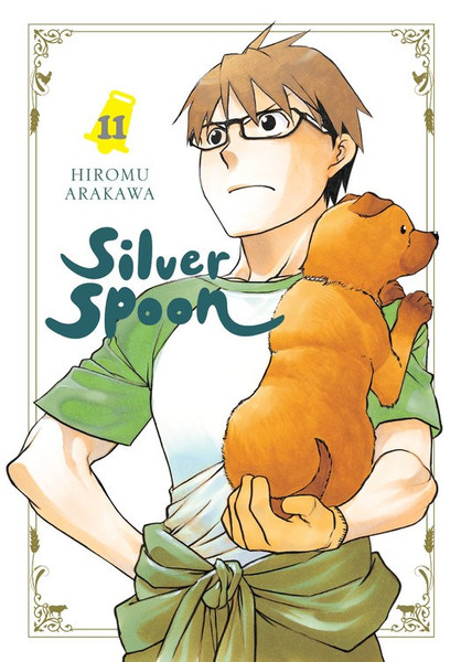 Silver Spoon Manga Volume 11