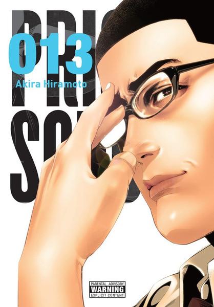 Prison School Manga Volume 13