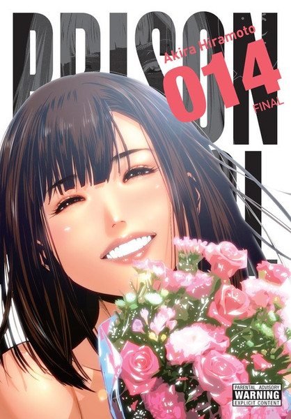 Prison School Manga Volume 14
