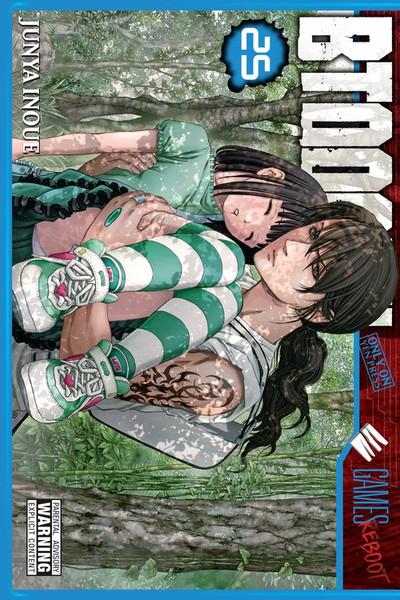 BTOOOM! Manga Volume 25