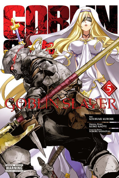 Goblin Slayer! Manga Volume 5
