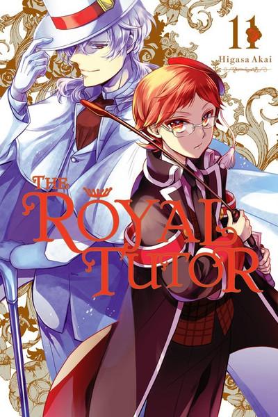 The Royal Tutor Manga Volume 11