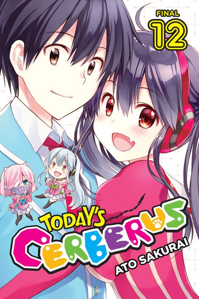Today's Cerberus Manga Volume 12