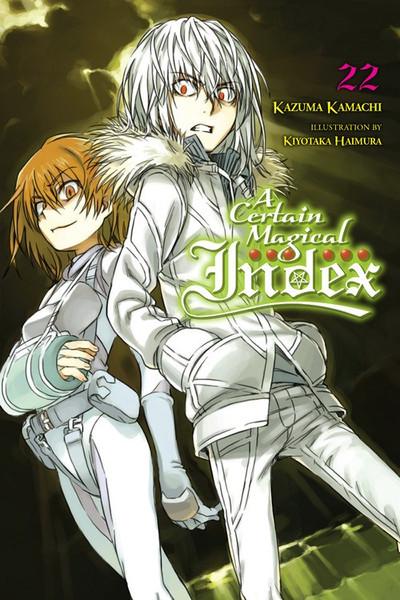 A Certain Magical Index Novel Volume 22